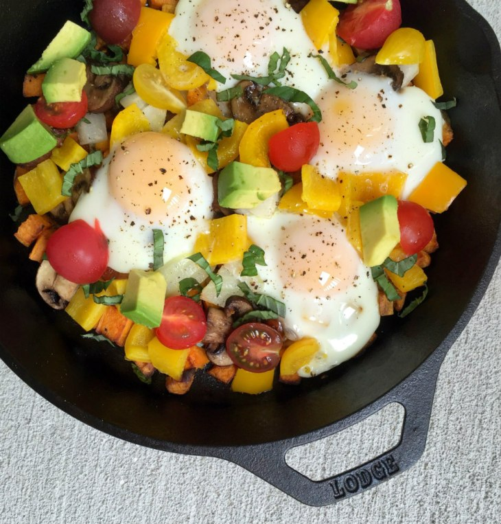 Easy One Pan Breakfast Skillet