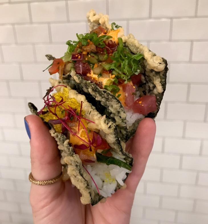 Sushi Taco Yo Sushi